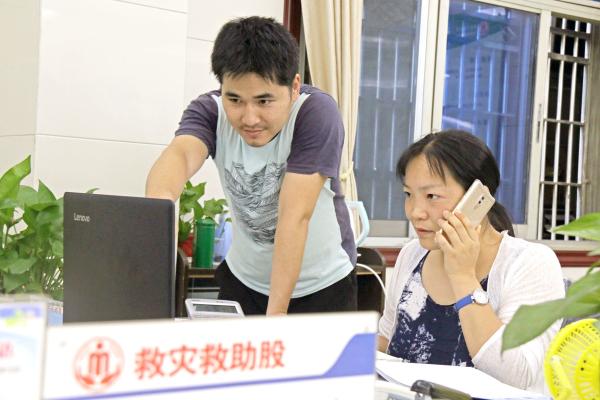 醴陵市民政局多措并举做好防汛救灾志愿服务工作
